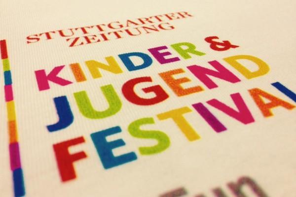 T-Shirts für Kinderfestival Stuttgart