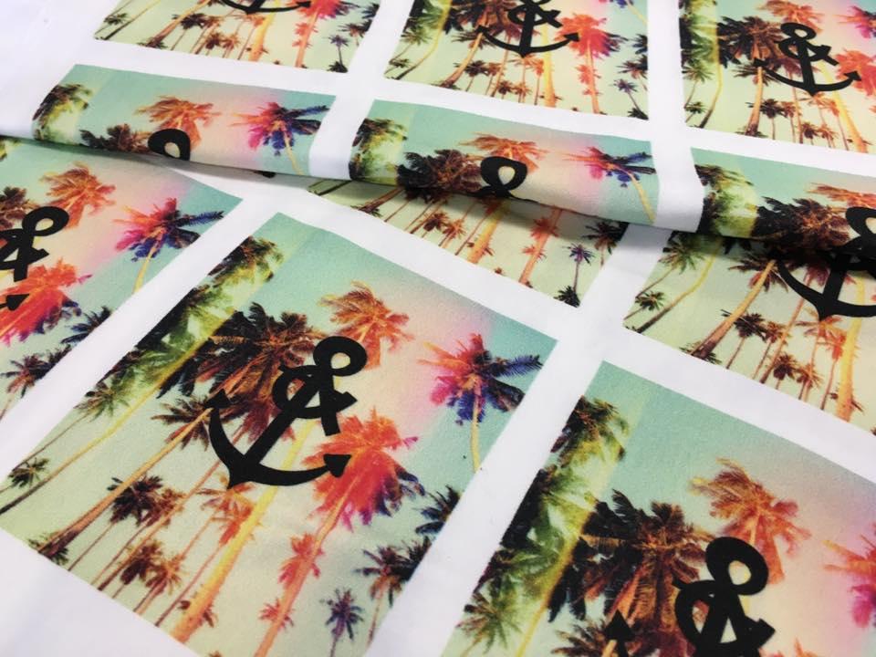 Digitaldruck Kornit Textilien in Hannover
