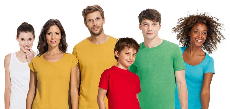 T-Shirts bedrucken Hannover